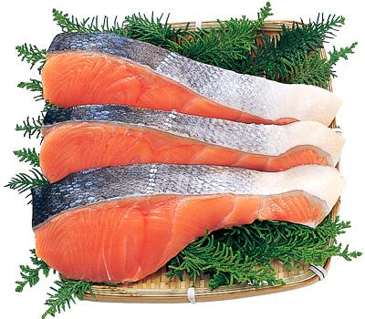 鮭が白身魚だったなんて!じゃあ、なんで赤いんですか?母は強しか?のサムネイル画像