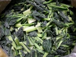 小松菜を冷凍保存して賢く使おう!その方法と驚きの活用術!のサムネイル画像