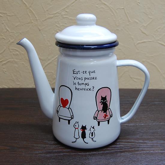 使い方次第で美味しさup!コーヒーポットの使い方知ってますか?のサムネイル画像