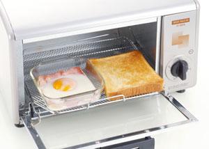 使い方いろいろ・オーブントースターの上手な使い方で料理上手に!のサムネイル画像