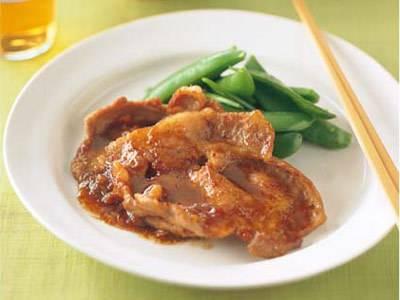食べたら止まらないほど美味しい豚の生姜焼き!簡単にカロリーオフ☆のサムネイル画像