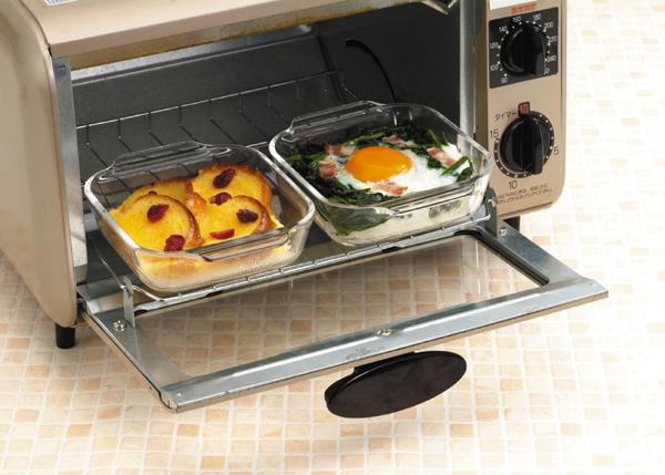 オーブントースターの温度は高い?どんな調理に適しているの?のサムネイル画像