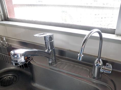 浄水器の選び方、使い方を一挙大公開!ビルトインか後つけか?のサムネイル画像