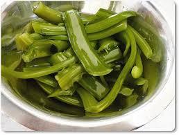 栄養満点!低カロリー!魅力的な食べ物『茎わかめ』で健康ライフ!のサムネイル画像