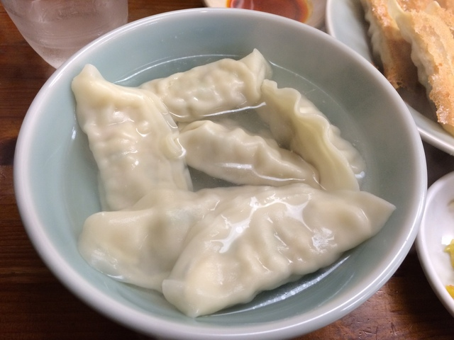こんな食べ方知ってた?知られざる水餃子のおいしい食べ方!のサムネイル画像