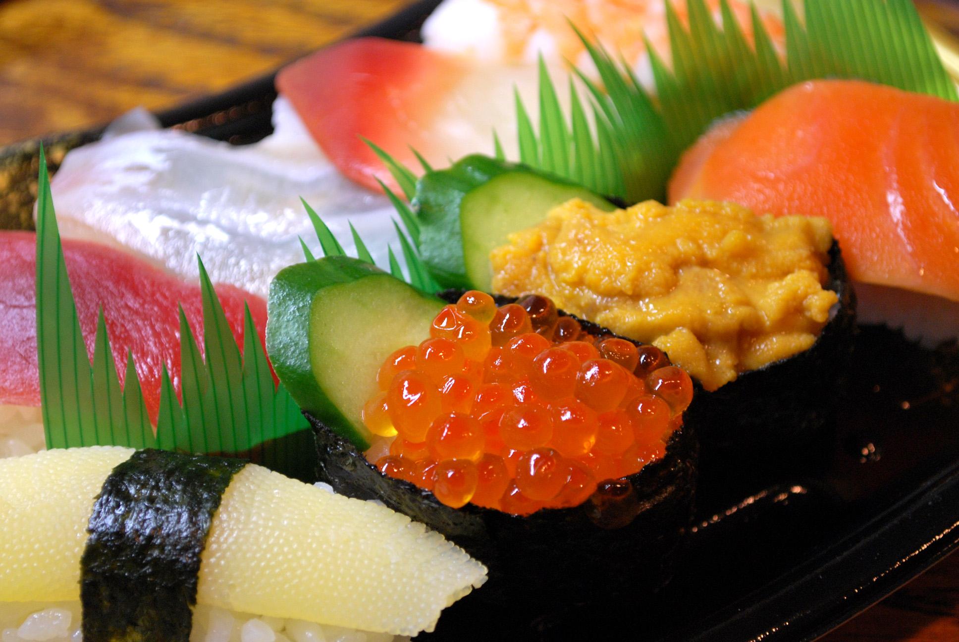 あなたは知ってる?意外と知らない正しい寿司の食べ方をご紹介!のサムネイル画像
