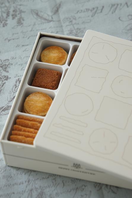 見て楽しい。食べて美味しい。使って嬉しい。缶入りクッキー。のサムネイル画像