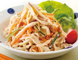 美味しい大根サラダが食べたい!使う部位によって全然違う味に!?のサムネイル画像