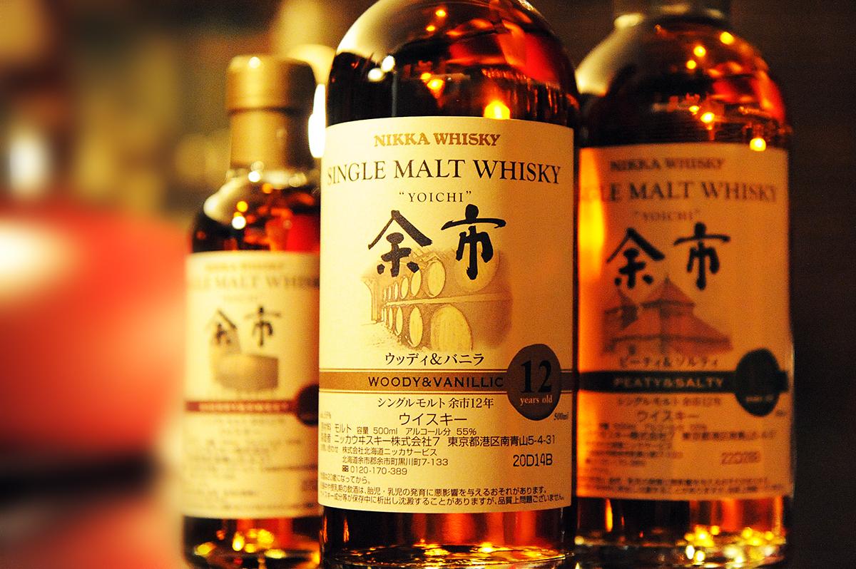 「マッサン」の余市のウイスキーについて改めて見直してみましたのサムネイル画像