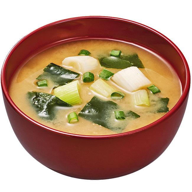 日本人のほっとする味♪お味噌汁のすごい栄養を調べてみました。のサムネイル画像