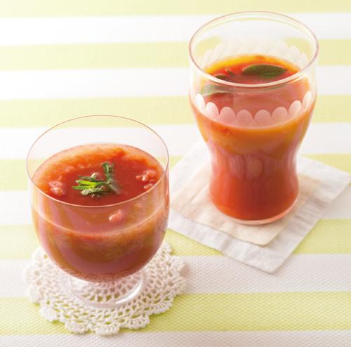 トマトジュースの効果的な摂取方法と効果についてまとめましたのサムネイル画像