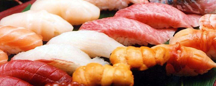 お寿司のカロリーは何カロリー?ネタによってどれだけ違うの?のサムネイル画像