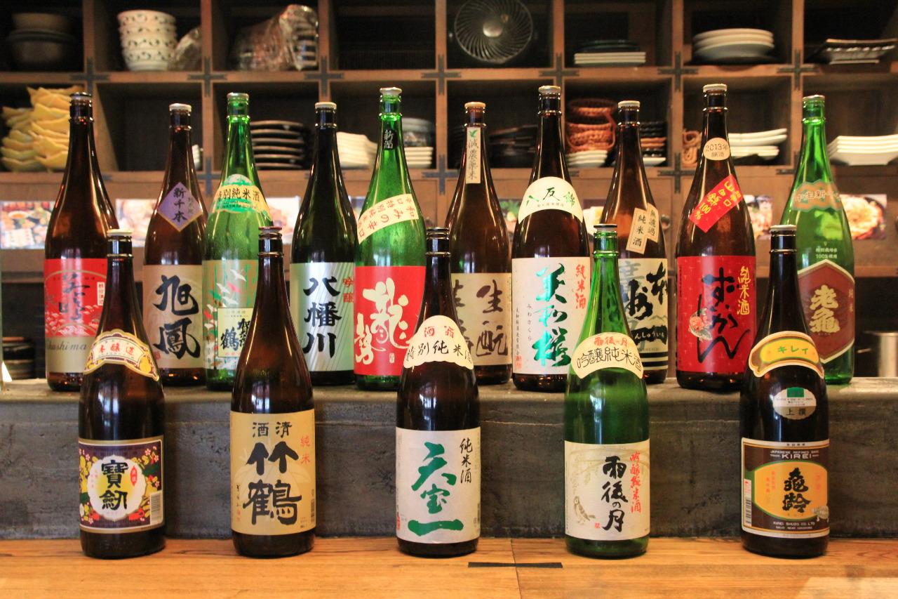 広島の軟水が生んだ他では味わえない日本酒。ランキング形式でご紹介のサムネイル画像