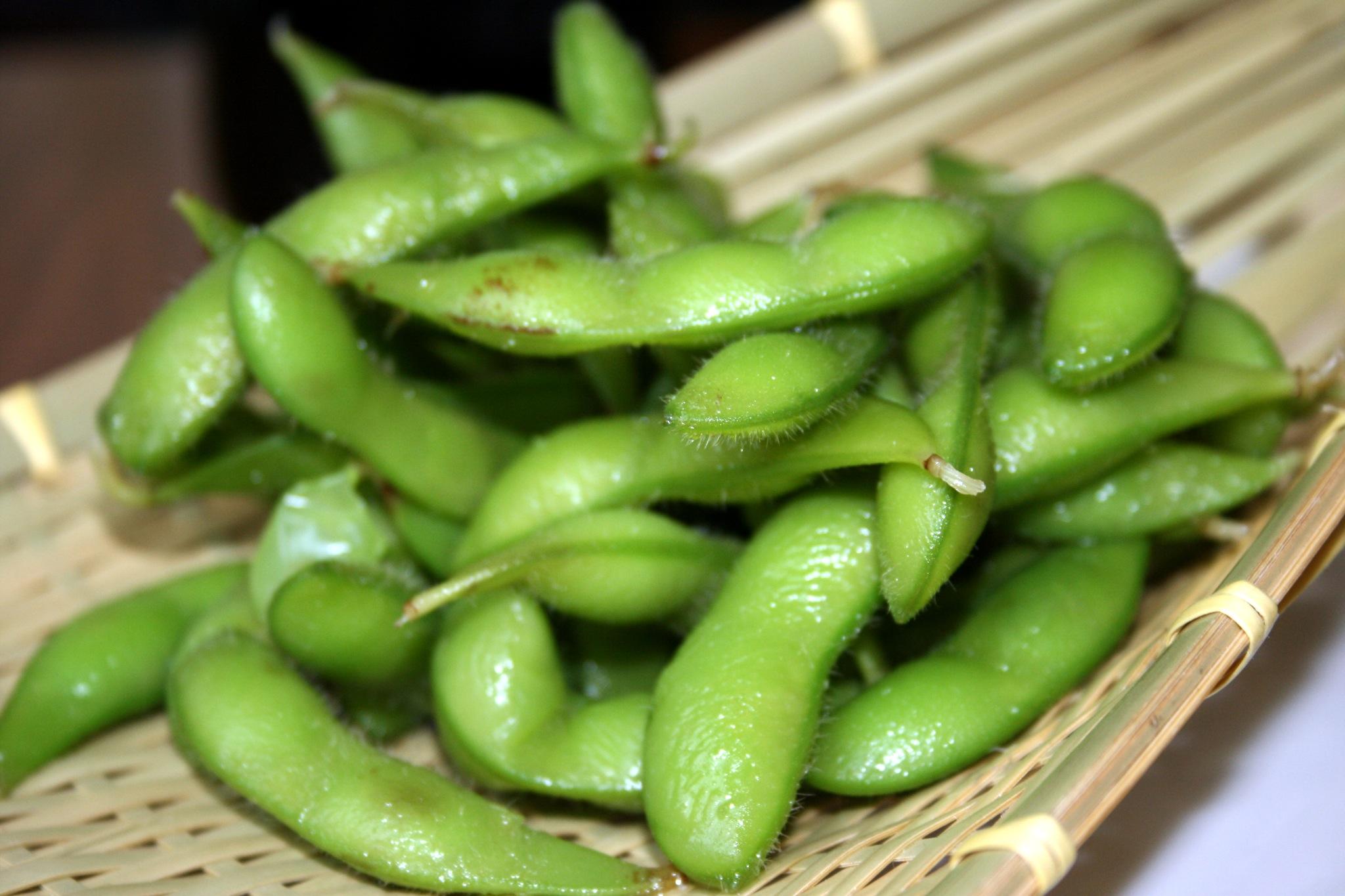 枝豆の保存方法、どうしてる?枝豆の選び方と保存方法についてのサムネイル画像