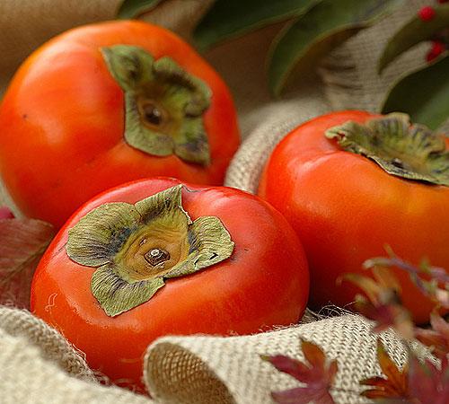 秋を味わう甘~い柿!その柿を美味しく食べる保存方法のご紹介ですのサムネイル画像