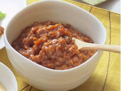 あったら絶対便利!おすすめ☆肉味噌の簡単な作り方&アレンジレシピのサムネイル画像
