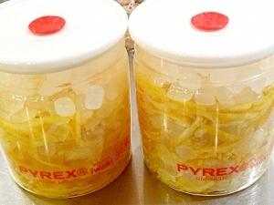 ポカポカほっこりイー香り!柚子茶の作り方、ポイント、アレンジまで!のサムネイル画像