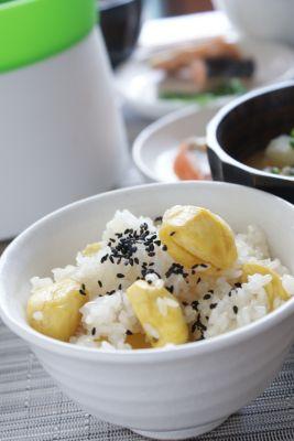 美味しい栗おこわが食べたい!栗おこわの作り方からアレンジレシピ♪のサムネイル画像