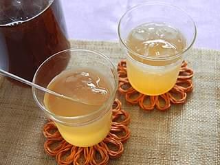 美味しくヘルシー!自家製梅シロップの作り方とアレンジレシピのサムネイル画像