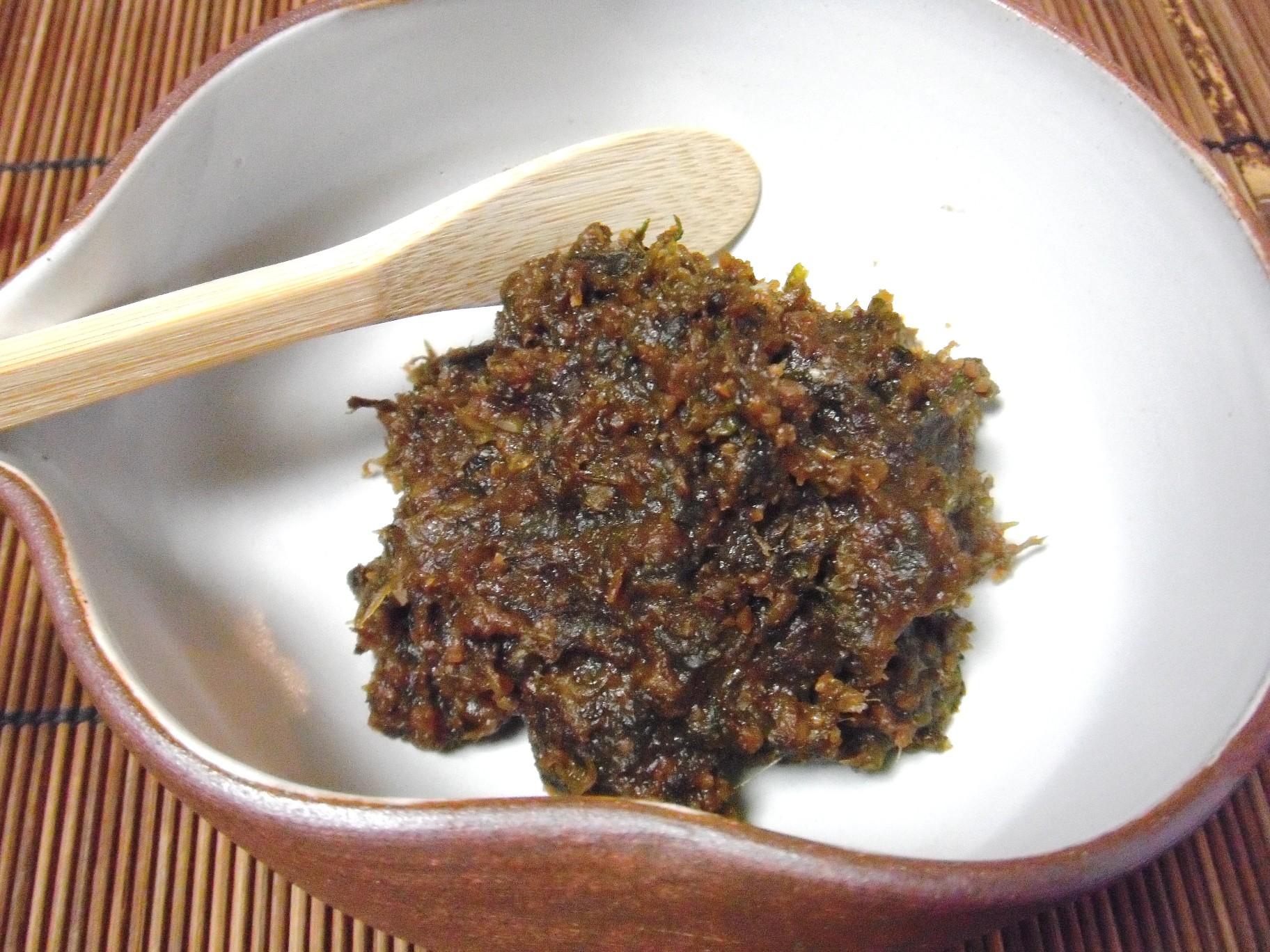 ふきのとう味噌は素朴な春の味 美味しいふきのとう味噌の作り方のサムネイル画像
