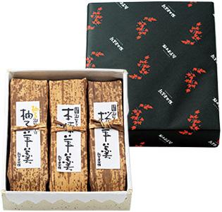 気持ちが伝わる贈り物!贈って喜ばれるおすすめ和菓子ギフトまとめのサムネイル画像