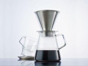 淹れる時からコーヒーを楽しめる・コーヒーサーバーの選び方、使い方の画像