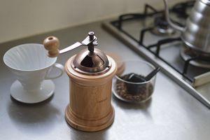 お料理やコーヒーをフレッシュに味わう、ミルの使い方まとめの画像