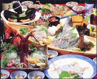 海鮮 お刺身から 浜焼とかの食べ放題のお店の紹介をする。のサムネイル画像