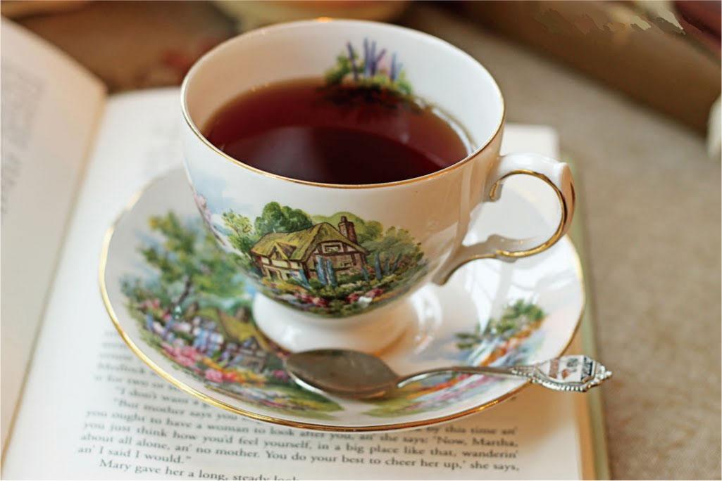 くつろぎのティータイム♪イギリス紅茶文化の世界へようこそ!のサムネイル画像