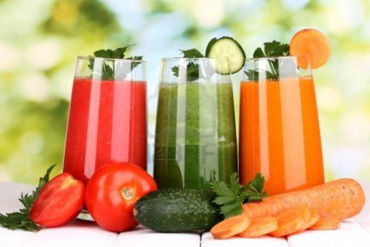 野菜ジュースって身体に良さそうだけど、本当に栄養はあるの?のサムネイル画像