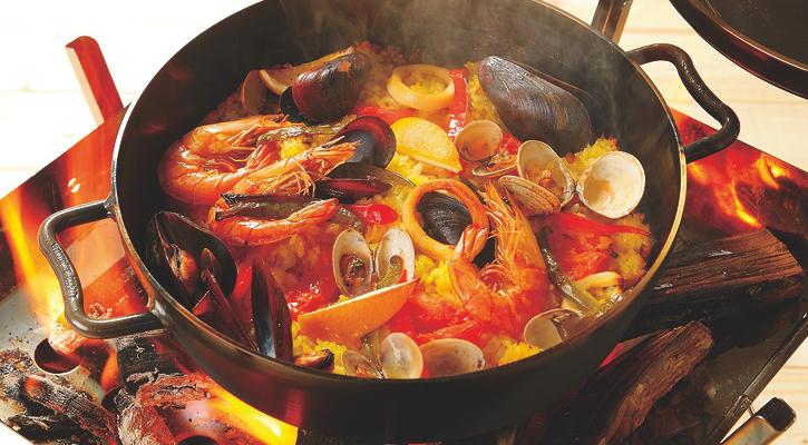 ダッチオーブンのお手入れ方法~シーズニングの方法とお手入れ方法~のサムネイル画像
