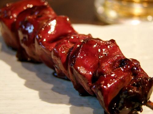 下処理で仕上がりに雲泥の差!? レバーは血抜きをすると食べやすい。のサムネイル画像