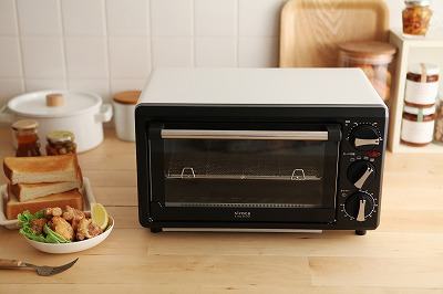 知ってるようで意外と知らない?オーブンとトースターの違いについてのサムネイル画像