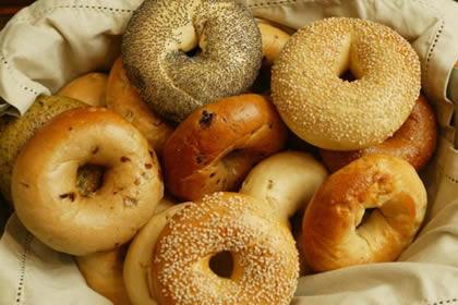 美味しいのに低カロリー!?ダイエット中にもオススメのベーグル☆のサムネイル画像