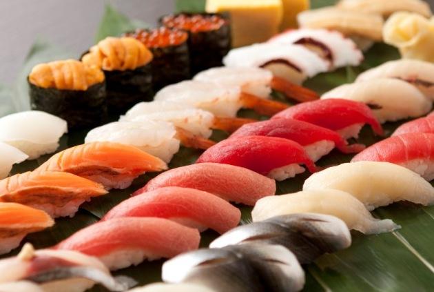 ヘルシーとか思ってない?意外な寿司のカロリーの落とし穴!のサムネイル画像