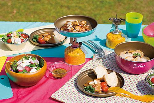 アウトドア料理の新定番~キャンプクッカーで野外クッキング!のサムネイル画像