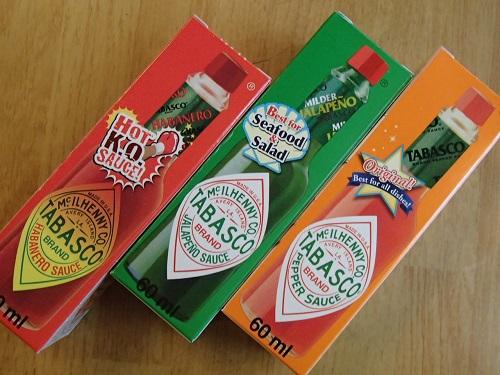 タバスコの賞味期限はどのくらい?唐辛子と塩と酢のパワーに驚き!のサムネイル画像