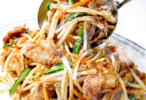 ダイエット中には避けてしまいがち!肉野菜炒めの気になるカロリー☆のサムネイル画像