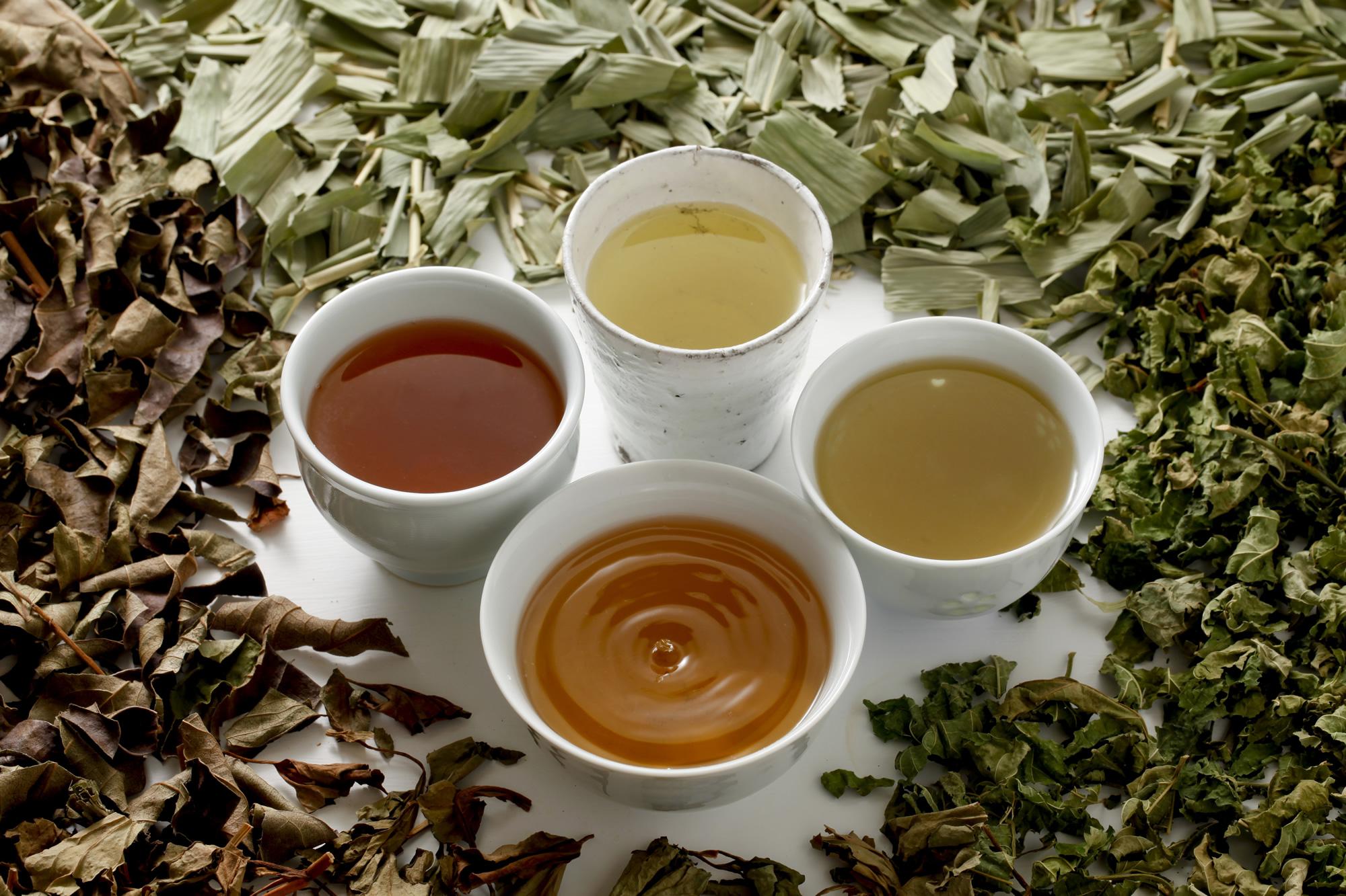 健康な方にもオススメ!ノンカフェインのお茶でリラックス♪のサムネイル画像