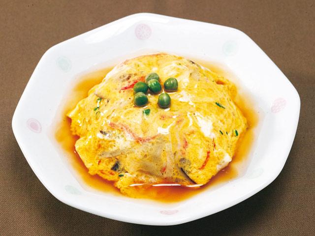 中華といえば天津飯!つい食べ過ぎちゃうけどカロリーは大丈夫?のサムネイル画像