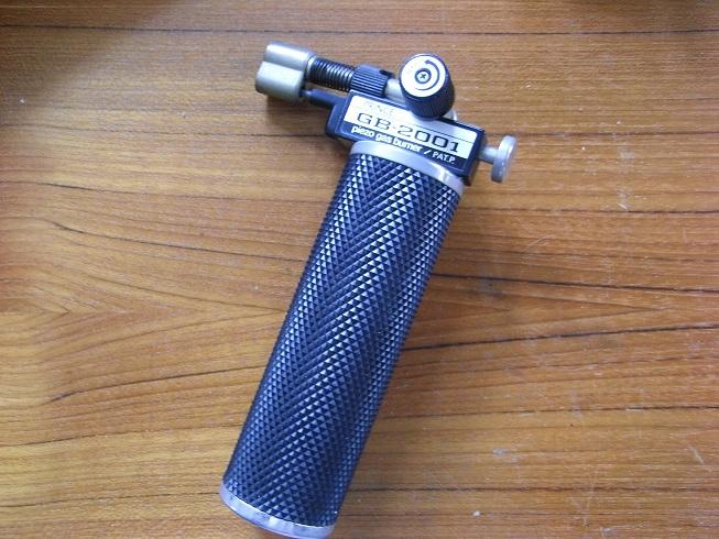 知っているとお得なガスバーナーの使い方とは? まとめてみました。のサムネイル画像
