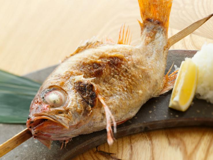 パサつく、焦げてしまう、塩焼きした魚のお悩み解決?焼き魚のコツのサムネイル画像