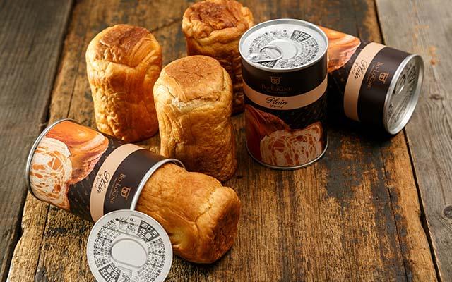 災害時の非常食はもちろんアウトドアにも・・・再注目のパンの缶詰のサムネイル画像