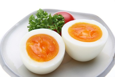 腹持ち抜群!ゆで卵の良質なタンパク質はダイエット効果もある?!のサムネイル画像