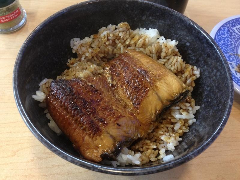 こんなところであのうな丼が!?無添回転寿司くら寿司のうな丼の魅力のサムネイル画像