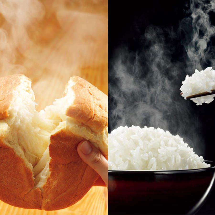 ご飯からパンがつくれるなんて!ホームベーカリーで「ご飯パン」のサムネイル画像