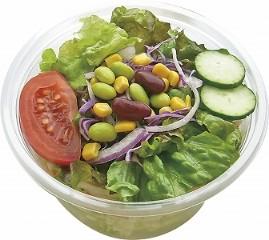 コンビニのサラダを賢く上手に使って手軽に栄養補給しよう!のサムネイル画像