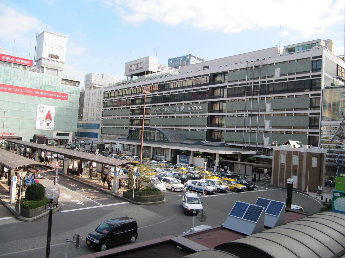 どこで食べる?横浜駅でおすすめのランチスポットをご紹介☆のサムネイル画像