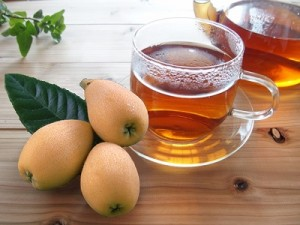 古くからある健康茶・びわ茶の効能。驚きの健康効果をチェック!のサムネイル画像