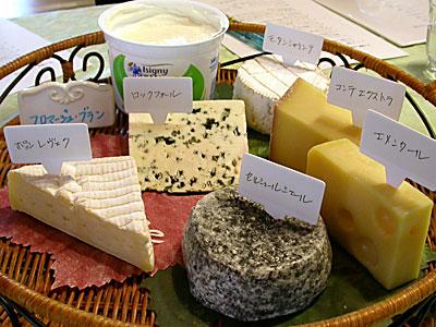 呑みの席などで☆知ってるとちょっと自慢できるチーズの種類のサムネイル画像